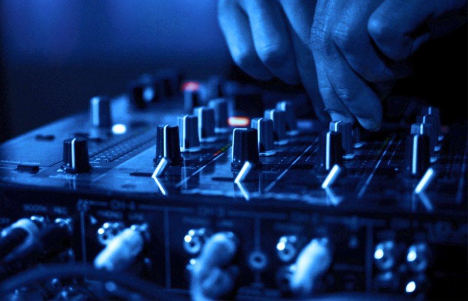 mobile friendly website DJ
