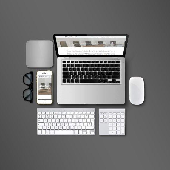 krumlaw.com site design