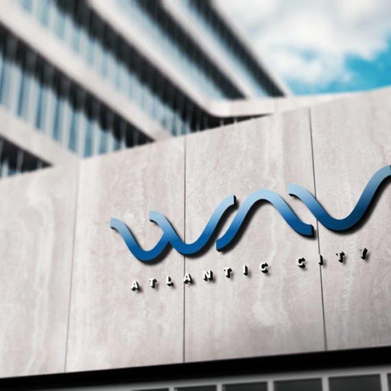 wav nightclub branding
