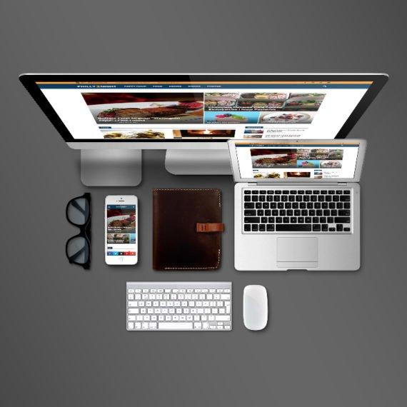 philly2night branding website