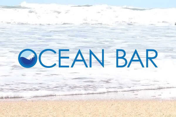 ocean bar logo designs