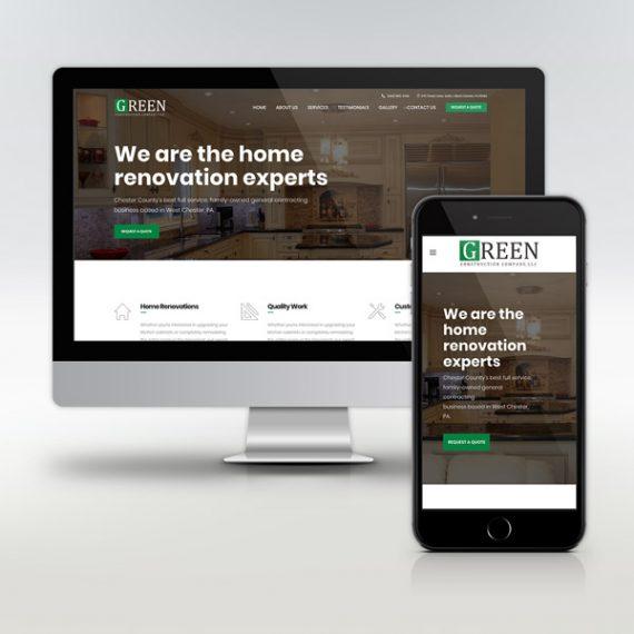 green construction company